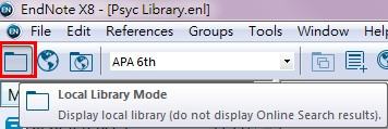 ENX8_mode_local libary