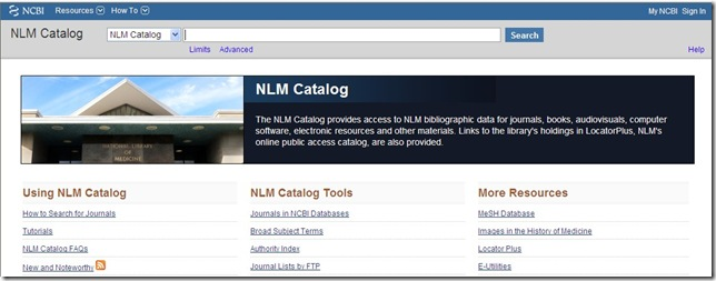 nlm_catalog